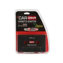 Fita Cassete Adaptadora K-7 P2 - Mp3 Mp4 Celular Ipod Iphone