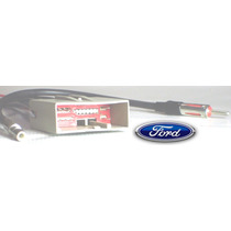 Kit Plug,conetor Dvd + Adap.antena Ford Fusion , Ranger