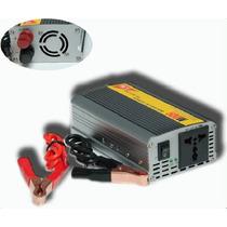 Inversor Transformador Conversor Veicular 500w 12v-110v