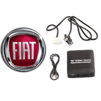 Adaptador Interface Usb Sd Fiat Stilo Idea Palio Siena Punto