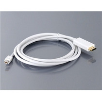 Cabo Thunderbolt/mini Displayport Hdmi Macho 1,8mt