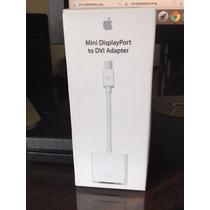 Adaptador Mini Displayport Para Dvi Original Apple Na Caixa