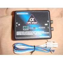 Conversor De Fio Para Rca Alfa Amps - P/ Aparelhos Sem Rca