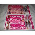 Adesivo Colante Barbie Frete Grátis Carta Registrada