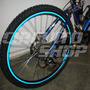 Adesivo 7mm Friso Refletivo Roda Completo Bike Bicicleta ++
