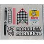 Adesivo Monareta Centauro 75