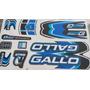 Adesivo Para Bicicleta Mtb Gallo