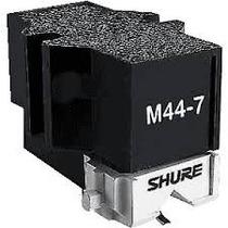 Capsula + Agulha Shure M44-7 M447 (zerado, Pronta Entrega)