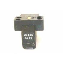 Cápsula Magnética Leson Ls 80 Toca Discos Vinil
