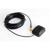 Antena Gps Plug Sma -- Frete Gratis