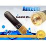 Mini Micro Antena Ht Dual Band Sma-f Uv-5r E Outros
