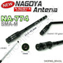 Antena Telescópica Ht Nagoya Na-774 Sma-m Dual Band Vhf/uhf