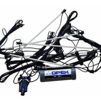 Antena Hf Opek Bd1 Multi Banda De 1.8 A 30 Mhz + Frete Grati
