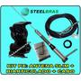 Kit Steelbras Antena Px Slim Bold Top De Linha 12x Sem Juros