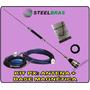 Kit Px Steelbras: Antena + Base Magnética - Frete Grátis !