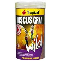 Ração Tropical Discus Gran Wild 340 Gramas
