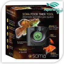 Alimentador Automatico Soma Food Timer Tool P Peixes Aquário