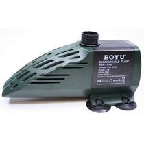 Bomba Submersa Boyu Fp 58a 2500l/h 220v C/ Pré Fitro