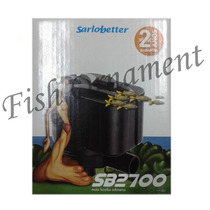 Moto Bomba Sarlo Better 2700 110v Sb 2700 - Fish Ornament