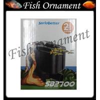 Moto Bomba Sarlo Better 2700 110v Sb 2700 - Fish Ornament
