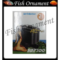 Moto Bomba Sarlo Better 2700 220v Sb 2700 - Fish Ornament