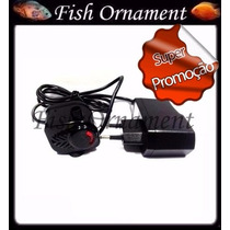Bomba Sarlobetter Mini C 12v 110v E 220v Fish Ornament