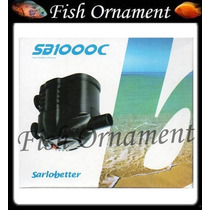 Moto Bomba Sarlo Better 1000 C 220v Submersa - Fish Ornament