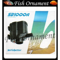 Moto Bomba Sarlo Better 1000 A 220v Submersa - Fish Ornament