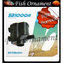 Moto Bomba Sarlo Better 1000 A 110v Submersa - Fish Ornament