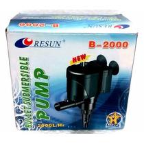 Bomba Submersa Resun B2000 - 2000 Litros Hora - 110v