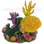 Enfeite Para Aquário Coral Nemo - Aquária - C09