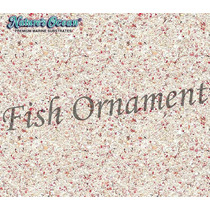 Cascalho Natures Ocean Samoa Pink Sand N 0 9kg Fish Ornament