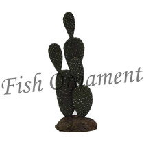 Enfeite De Resina Soma Planta Cactus 102 Fish Ornament