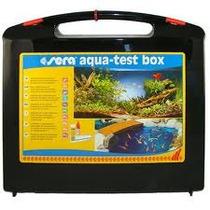 Sera Aqua-test Box - Agua Doce - Aquarios