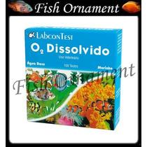 Alcon Labcon Teste O2 Oxigenio Fish Ornament