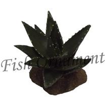 Enfeite De Resina Soma Planta Cactus 104 Fish Ornament