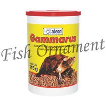 Ração Alcon Gammarus 115g Tartaruga Fish Ornament