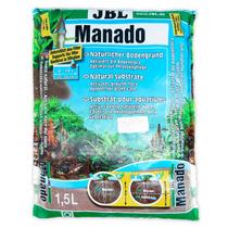 Jbl Substrato P/ Aquarios Plantados Manado 1,5l