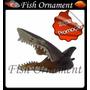 Enfeite Resina Soma Cabeça Tubarão Movimento - Fish Ornament