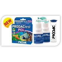 Teste Fosfato Po4 Prodac - Aquários Marinhos Água Salgada