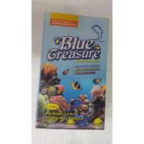 Sal Marinho Para Aquário Blue Treasure 1,12kg ( Faz 30 L )