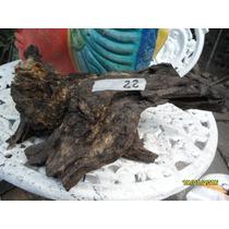 Tronco Para Aquários, Terrários, Aqua-terrários, Lagos 022.