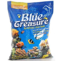 Sal Marinho Para Aquario Blue Treasure Reef 3,35kg-pet Hobby