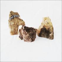 Rocha / Pedra - Prancha Serrada (caixa C/ 10kg Aprox.)