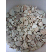 Zeolita: Saco 25kg - Remove Amônia Toxica. Agua Doce/salgada