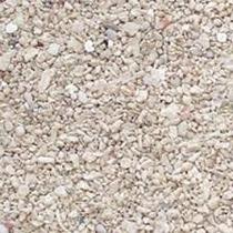 Substrato Cascalho Aragonita #2 Para Aquarios Pacote 1 Kilo