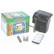 Filtro Externo Jebo 501 250 L/h Para Aquário 220v