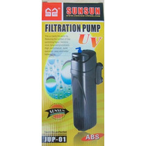 Filtro Uv Sunsun 9 Watts Com Bomba 800 L/h 220 Volts