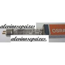Lampada Filtro Uv Germicida T5 Fluorescente 8w. 30cm. Osram