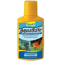 Tetra Aquasafe 250 Ml - Paraíso Dos Aquários
